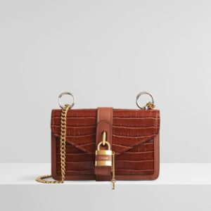 Chlo? Aby Chain Shoulder Bag