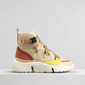 Chlo? Sonnie High-Top Sneaker