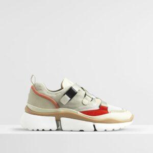 Chlo? Sonnie Low-Top Sneaker