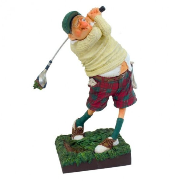 Forchino Fore! The Golfer Special Edition Mini Series