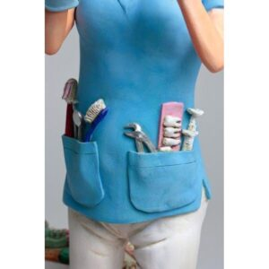 Forchino Lady Dentist Special Edition Mini Serious