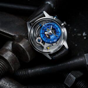 The Electricianz The Stone Z Watch