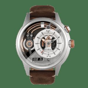 The Electricianz The Steel Z Watch
