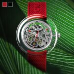 Ciga Design T Series Automatic Mechanical Skeleton Wristwatch