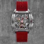 Ciga Design Z-Series 316l Stainless Steel Automatic Mechanical Skeleton Wristwatch