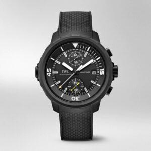 IWC Aquatimer Chronograph Edition Galapagos Islands Watch