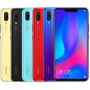 Huawei Nova 3 Dual SIM - 128GB, 4GB RAM, 4G LTE