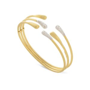 Marco Bicego Lucia Collection Three Row Cuff