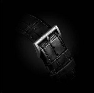 (product) Ciga Design Z-Series Titanium Automatic Mechanical Skeleton Wristwatch