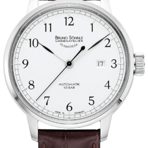 Bruno Söhnle Hamburg Automatic Big Watch - White