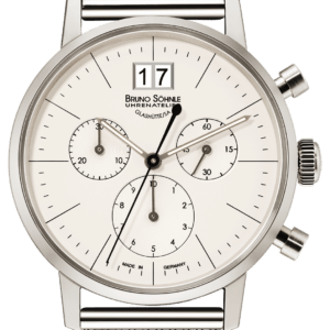 Bruno Söhnle Stuttgart Chronograph Small Watch - White