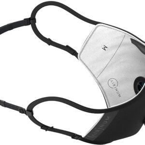 Airinum - Classic Urban Air Mask 2.0 Small - Onyx Black