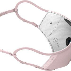 Airinum - Classic Urban Air Mask 2.0 Medium - Pearl Pink