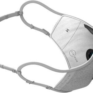 Airinum - Classic Urban Air Mask 2.0 Large - Quartz Grey