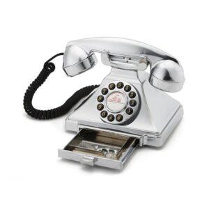 GPO Retro - Telephone Carrington Chrome