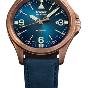 Traser P67 Officer Automatic Watch - Blue
