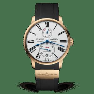 Ulysse Nardin Marine Torpilleur 42 mm Watch