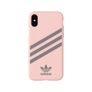 ADIDAS 3 Stripes Case for iPhone XS/X - Gazelle Pink