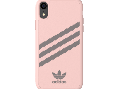 ADIDAS 3 Stripes Case for iPhone XR - Gazelle Pink