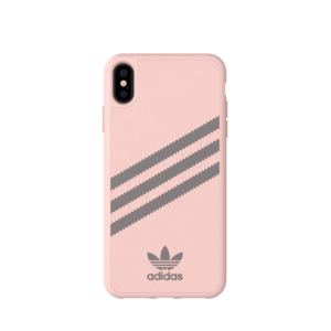 ADIDAS 3 Stripes Case for iPhone XS Max - Gazelle Pink