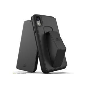 ADIDAS Folio Grip Case for iPhone XR - Black
