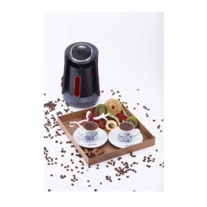Arzum Okka Minio Turkish Coffee Maker 'Color Red' OK004-N