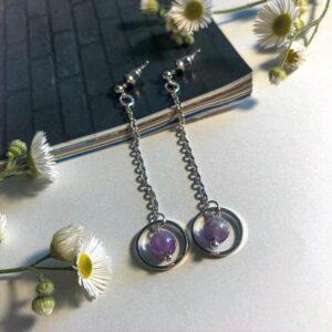 Cristall.O Earth Earrings