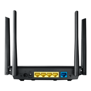 Asus AC1300 Dual Band WiFi Router with MU-MIMO and Parental Controls