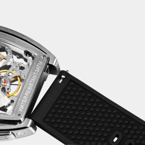 Ciga Design Silicone Quick Release 22mm Strap - Z Titanium Edition