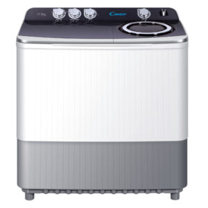 Candy Twin Tub 17.5kgs / 14kgs Spin Wash Top Load Washing Machine