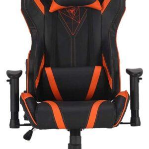 MEETION 180 ? Adjustable Backrest Gaming Chair ? CHR15 (ORANGE)