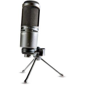 Audio Technica AT2020 USB Mic+