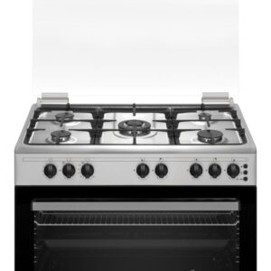 Candy 90*60cm 5 Gas Burner and Oven 106L